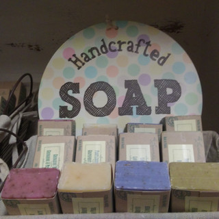 French Vegetarian Soaps