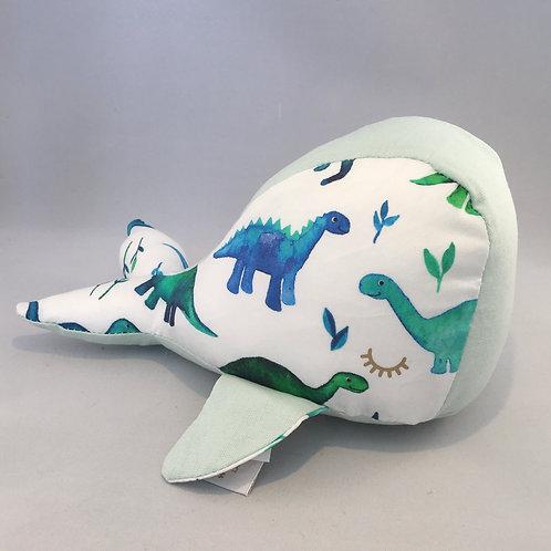 Doudou Baleine Dino