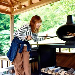 吾野渓谷 NICE BBQ ガーデン