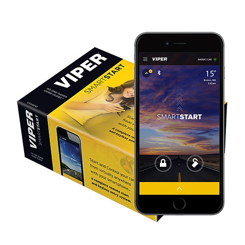 Viper Smartstart - Start your car from your phone