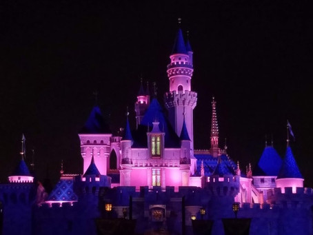 Disneyland's Grand Re-Opening!