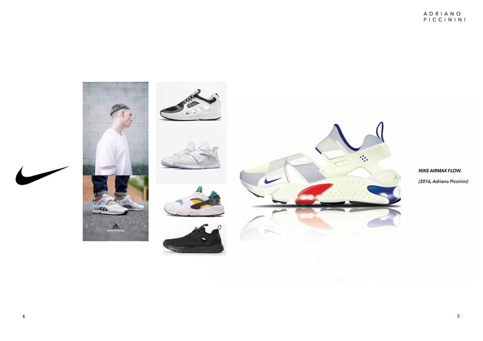 AP Nike Huaraches