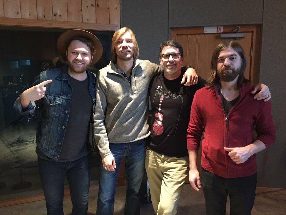 Luke Wade, Austin Allsup, Bart Rose