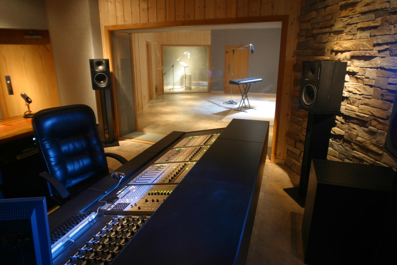 A Control Room