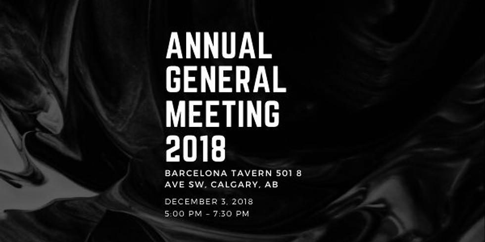 Annual General Meeting 2018