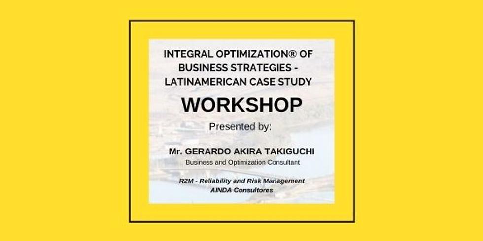 """Integral Optimization® of Business Strategies in Latin America"" Workshop"