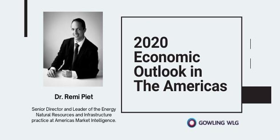 LATIN AMERICA ECONOMIC OUTLOOK 2020