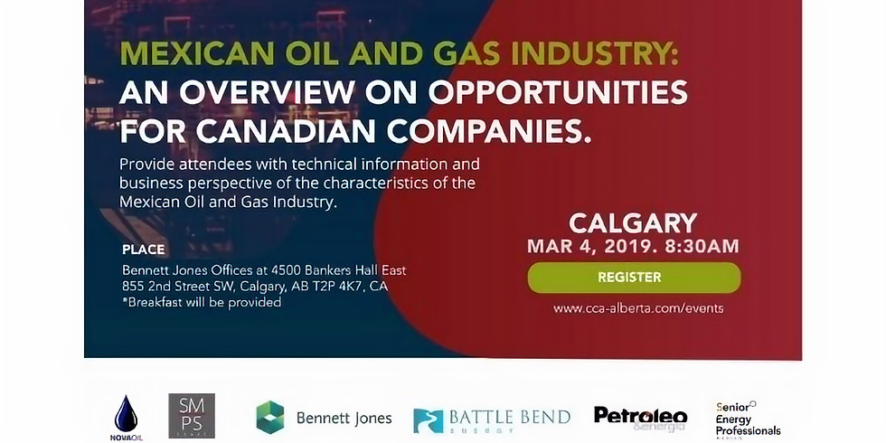 Mexican Oil & Gas Industry: Overview on Opportunities