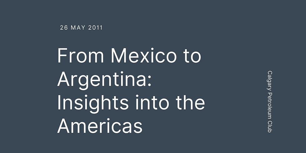 From Mexico to Argentina: Insights into the Americas
