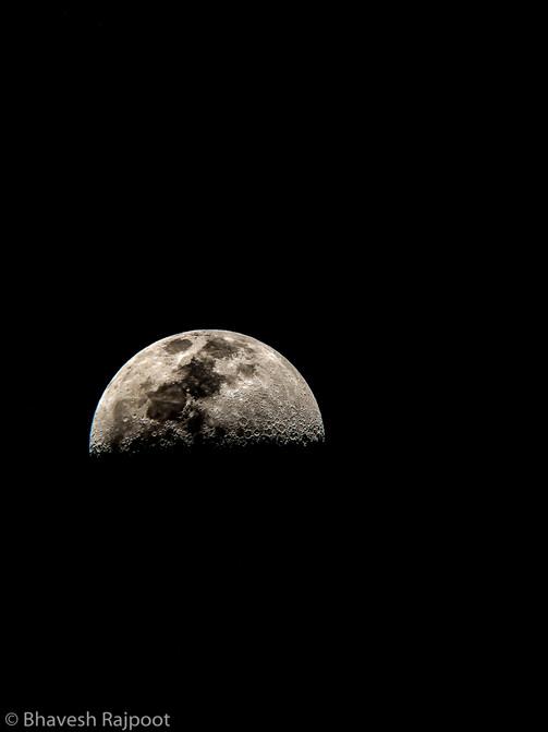 Waxing Half-Moon