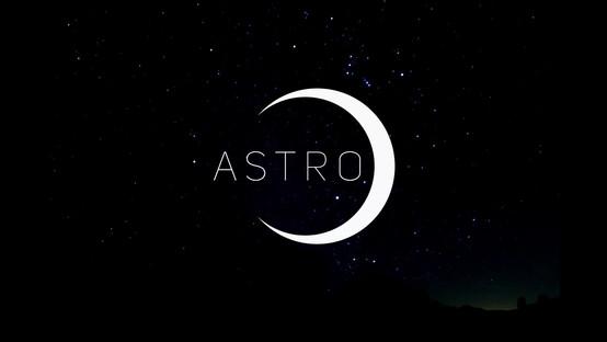 Astro's Logo Intro.