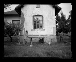 06_Making a bench, Hajenka_2010