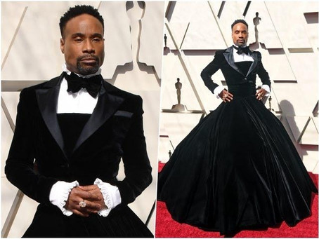 Trans-formation Tuesdays: Billy Porter and the Tuxedo Gown