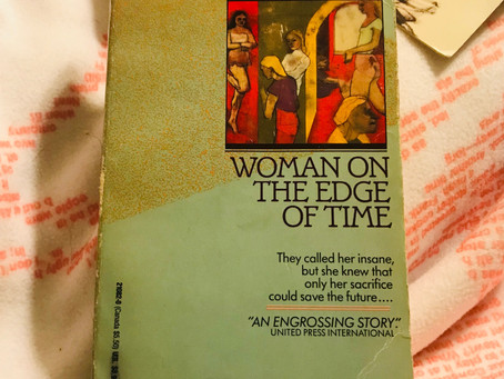 Trans-formation Tuesday: Woman on the Edge of Time