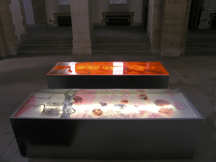 'Sacred 8 Death Tombs' 2008