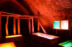 Cave Installation, France, 2010