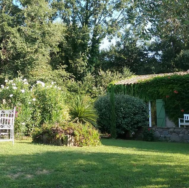Villa Fontane Garden