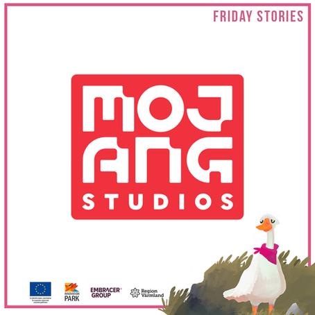 Friday Stories with Mojang Studios!