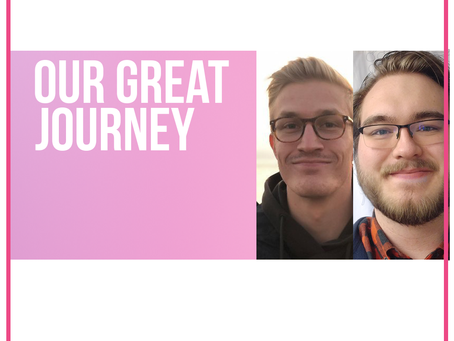 Lunch Talk: Our Great Journey