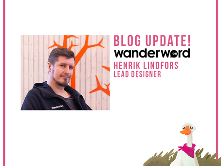 The beauty of limitations: Wanderword and the storytelling opportunities of audio gaming