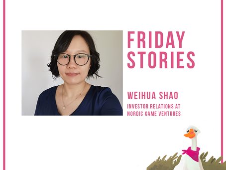 Friday Stories about the Chinese Game Market