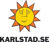Karstad Kommuns logo