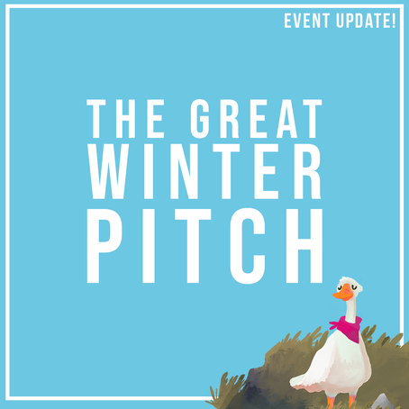 Thank you! - ❄️The Great Winter Pitch!❄️
