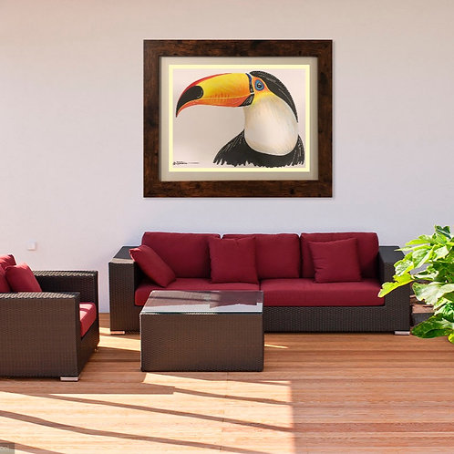 Toucan (2 Variations)