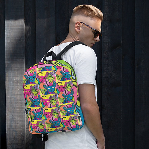 Cool Cats & Kittens Backpack