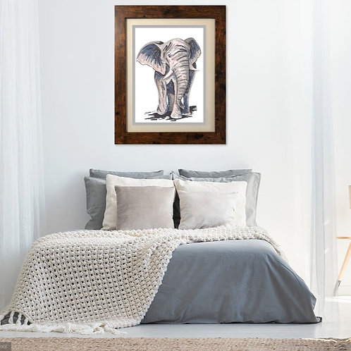African elephant (2 Variations)