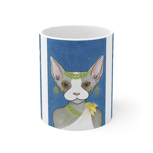 Greek Sphynx Mug