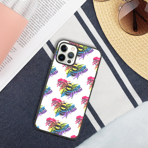 Proud to Bee Biodegradable phone case