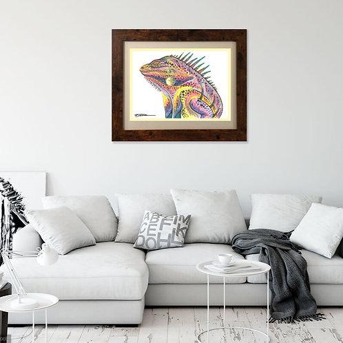 Iguana (2 Variations)