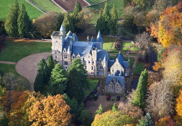 Dollarbeg Castle