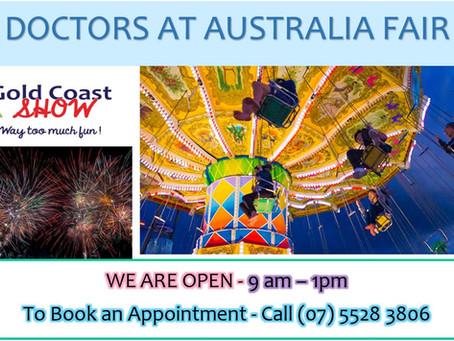 Gold Coast Show Weekend