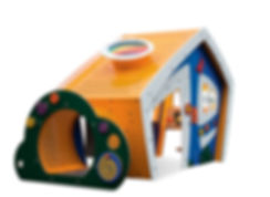 MiniCity_PlayHouse(Maisonnette Amusante)