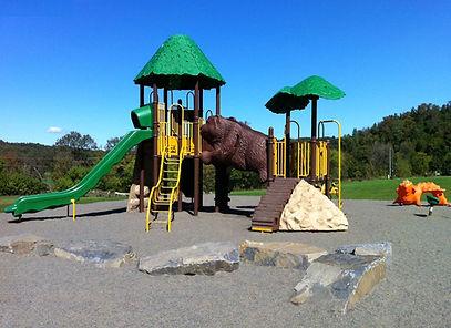 Coaticook, parc de la Gorge, 2013