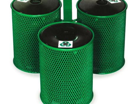 LR300D Sation de poubelles