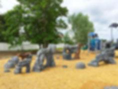 SteCatherine, parc Montcalm, 2014, Little Tikes.