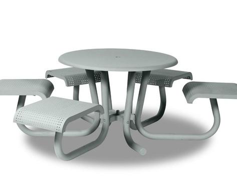 PODHF6C Portage, table ronde