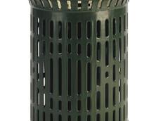 FR400r(ab100) poubelle évasée