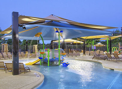 abri solaire shade, Multi Level Sails Piscine.
