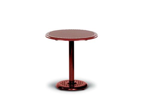 CM100q Camino Table piédestal