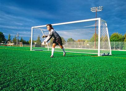 Soccer, Action Goal