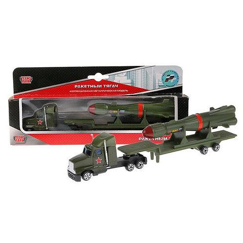 ロシア軍 弾道ミサイルトラック 20126-R