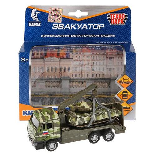 ロシア軍トラックとT-90 SB-17-24-D-WB