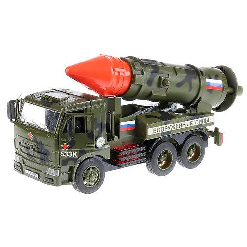 ロシア軍 戦域弾道ミサイルシステム WY650C