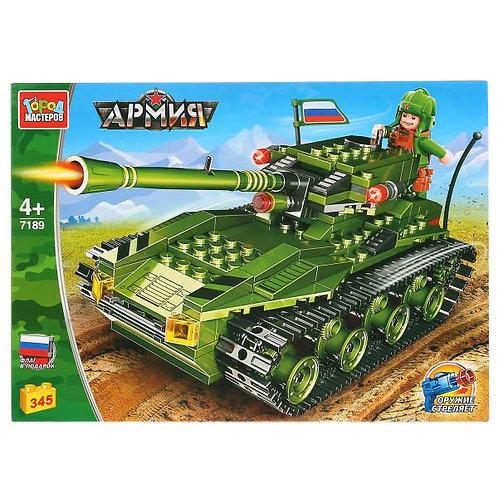 ロシア軍射撃戦車 7189-KK