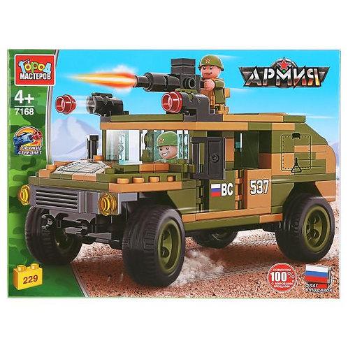 ロシア軍 高機動車 TOW 7168-UU