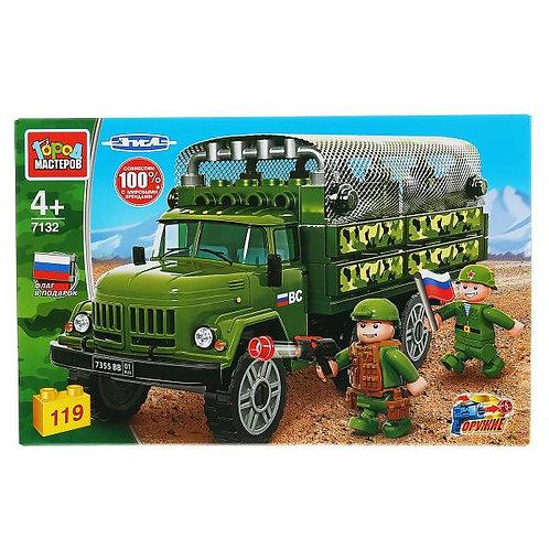 ロシア軍兵員輸送車 7132-KK